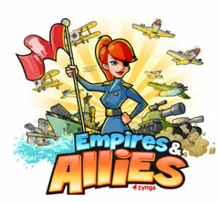 Empires and Allies juego facebook