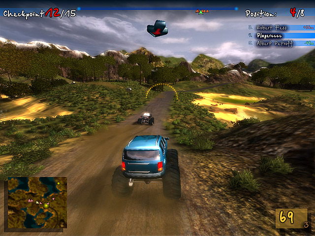 Descargar Monster Truck Safari Para Pc Free Download