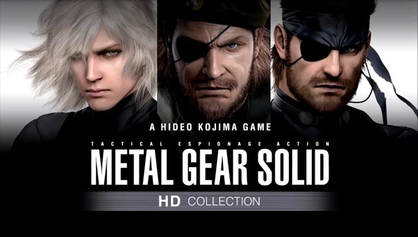 metal gear solid hd collection launch trailer Metal Gear Solid HD Collection pronto en el Bazar de XBOX LIVE