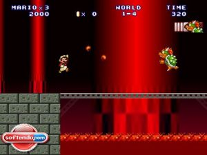 Super Mario 3 Mario Advance