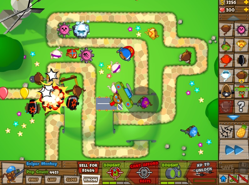 Google Bloons Tower Defense 5 | Review Ebooks