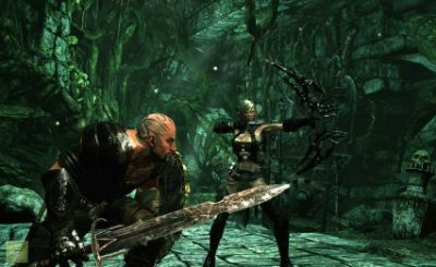 Nuevo trailer gameplay de Hunted, The Demon's Forge